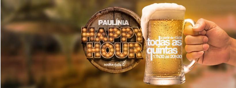Agora Tem Happy Hour No Maria Azeittona De Paulinia